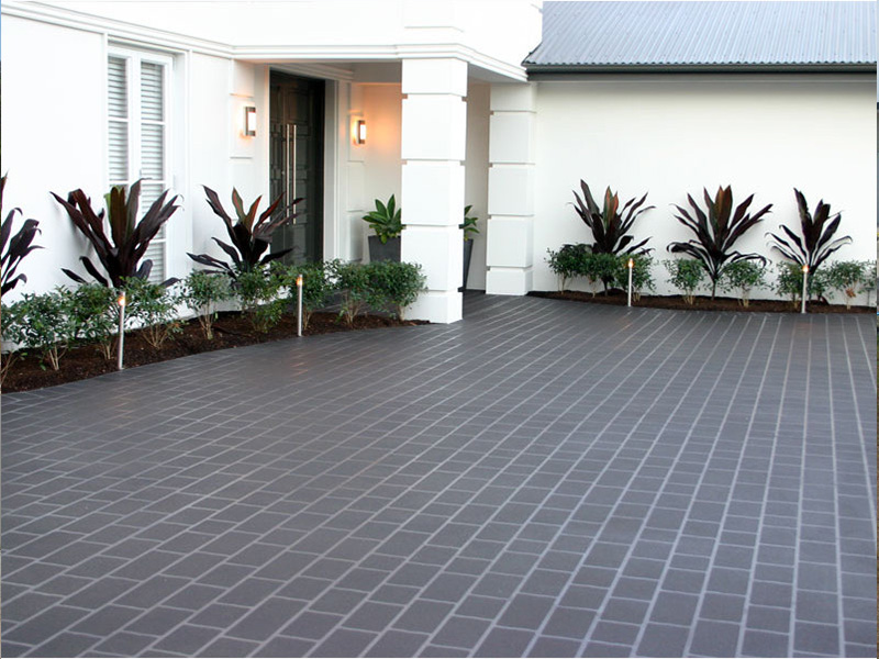Concrete driveways Brisbane