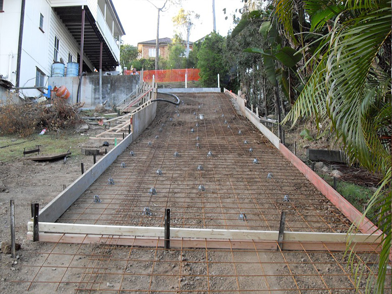 Concrete slabs Brisbane