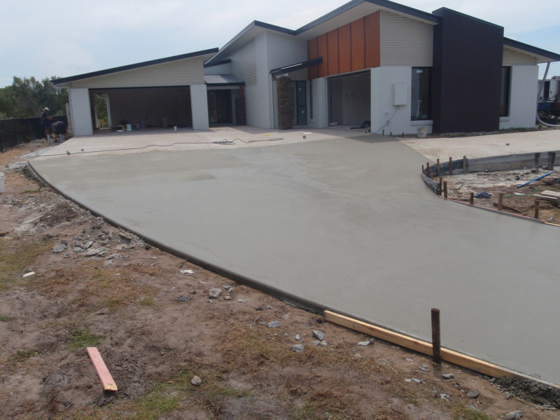 Driveway Concreting services in Brisbane