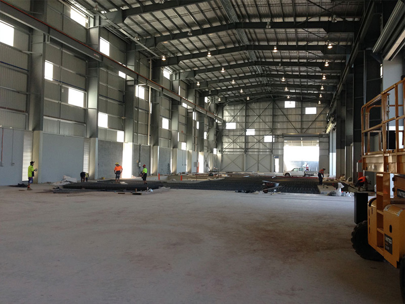 Commercial concreting in brisbane